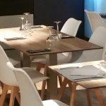 Mesas restaurante Barcelona