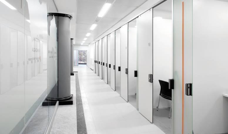 divisores laboratorios paredes